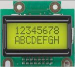 CHARACTER LCD MODULES JZC0802D