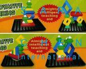 Triangle Puzzle, 24 Pcs(3D Puzzle)