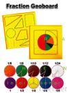 Fraction Geoboard Box