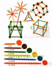 Vertex Balls And Rods Set (3D Toy)