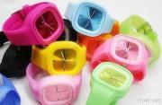 Silikon-Uhr, SilikonWristband, Silikon-Armband