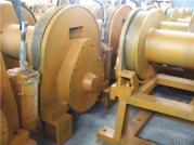 Rope Winch, Oilfield 5 Ton Pneumatic Winch, Lifting Winch
