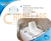 Bathtub Swivel Shower Chair