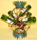 Metal Iron Wine Holder Crafts