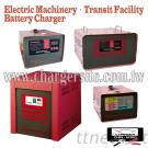 Electric Machinery/Transit Facility Battery Charger