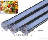 LED Hard Bar Light, LED Food Light, Fresh Meat Pink Tube T8 LED Light
