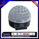 DMX512 Disco Party Ball Light LED Crystal Magic Ball Light