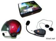 Motorcycle Helmet Intercommunicator