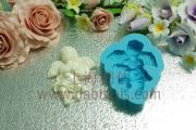 Silicone Candy Mould--Fondant Icing