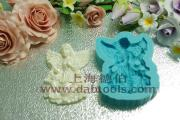 Silicone Angel Candy Mould--Fondant Icing