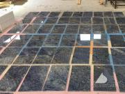 Blue Granite Tile Gemstone