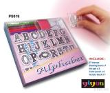 Post Stamps-Alphabet