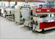 Corrugated Sheets Extrusion Line, Corrugated Sheets Extrusion Machine