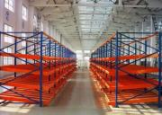 FIFO Storage Gravity Carton Flow Rack