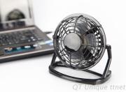 4'' Plastic Mini Usb Desk Fan