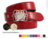 Golf Belt With The Ball Marker