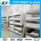 Le TEFLON de PTFE réutilisent des produits de feuille et de Rod en stock