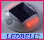 PC Round Solar Road Stud Roadway Facility Solar Reflector Salar Cap