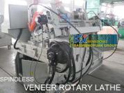 Spindless Veneer Rotary Lathe SL1350/3