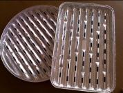 aluminium BBQ grill