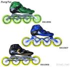 Roller Inline Skate Sport Shoes For Men Women Speed Wheels 100Mm 110Mm (DS1005-1007)