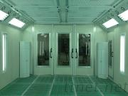 Waterborne Spray Booth