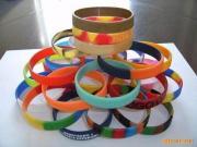 Silicone Wristbands/ Soft Pvc Bracelets/ Promotional Bracelets