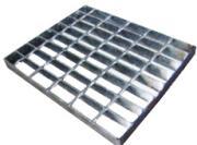 Stahl-Vergitterung