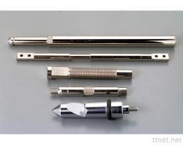 Lathe CNC обрабатывая продукты