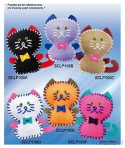 DIY Stuff Kitty- Craft Set