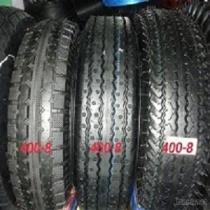 Band en Buis met drie wielen 4.00-8 van de Motorfiets (8-400)