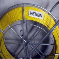 Condotto Rodder, Rodder elettrico, cavo giallo Rodder della vetroresina
