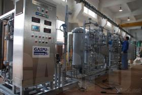 Het Project van de Olie van de aardolie met de Generator van de Stikstof