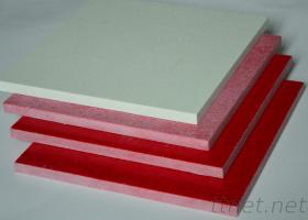 GPO3ポリエステル絶縁材によって薄板にされるシート