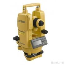 Laser 포인터 5에 Topcon DT-205L 디지털 방식으로 경위의