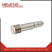 CNC van de Douane van het roestvrij staal Precisie Machinaal bewerkte Producten