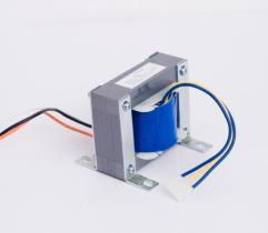 低頻度の変圧器