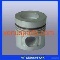 De Zuiger van Mitsubishi van de motor S6KT