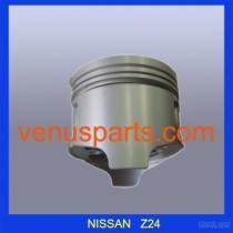 De Zuiger van de Dieselmotor van Nissan Z24
