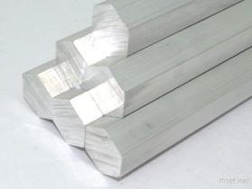 De Hexagonale Bars van het aluminium