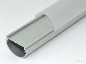 Cassa di alluminio del LED, tubo