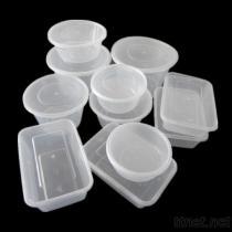 Contenitore di immagazzinaggio a gettare di plastica dell'alimento