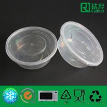 Plastic Food Container 500-1000Ml