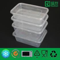 Contenitore di alimento di plastica 500-1000Ml