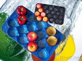 Imballaggio fresco del vassoio del pomodoro dei pp