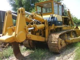 De gebruikte Bulldozer van KOMATSU D155A