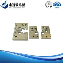 CNC van de hoge Precisie de Aangepaste Scherpe Delen van het Metaal