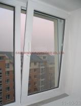 UPVC Tilt&Turn Window