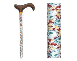 Aluminum Folding Walking Stick