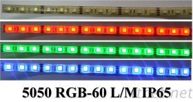 M-5050Rgb LED Strips 60L/M Ip65
